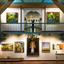 Interieur Museum Møhlmann