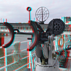 CASTOR Rijnhaven Rotterdam 3D