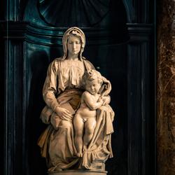 Madonna met Kind - Brugge