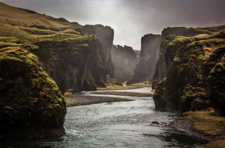 Fjaðrárgljúfur -
