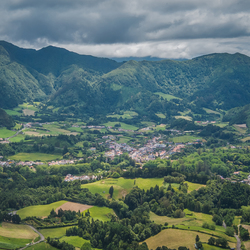 Fifty Shades of Green - Azoren