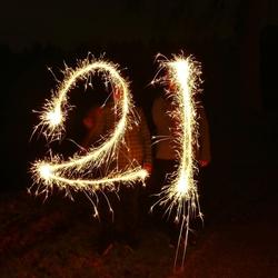 Het nieuwe jaar in