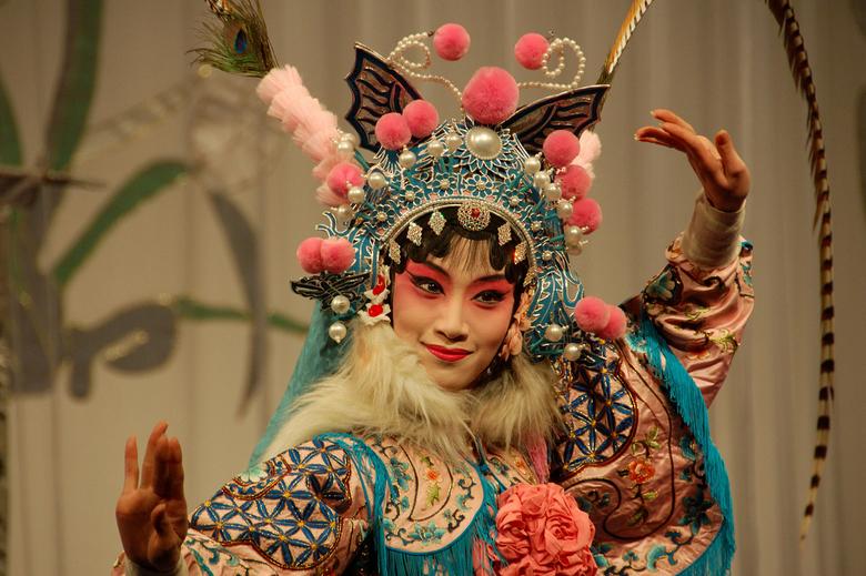 Chinese opera -