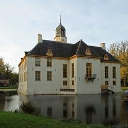 Freylemaborg met Koetshuis aan de achterkant