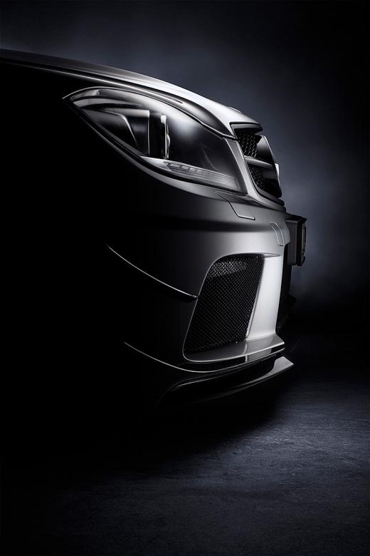 Mercedes-Benz C63 AMG - Car Fine Art - Mercedes-Benz C63 AMG Black Series.<br /> Car Fine Art. Geschoten d.m.v. de FDL Technique. (focused diffused l