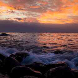 Into sunset