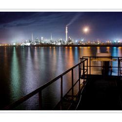 Maasvlakte @ Night