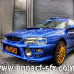Blue Ride