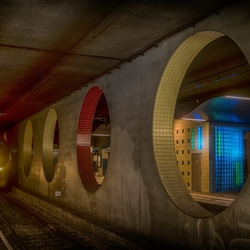 Station Rotterdam Blaak 2