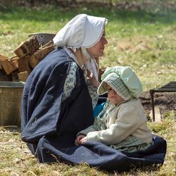 Historisch Festival Almelo 2013: in een eigen wereldje