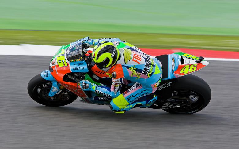 Rossi TT assen 2007