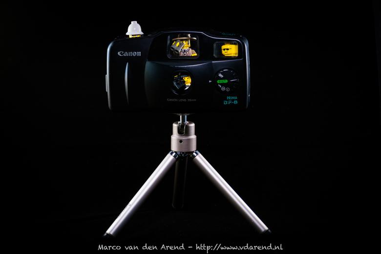 Lego camera -