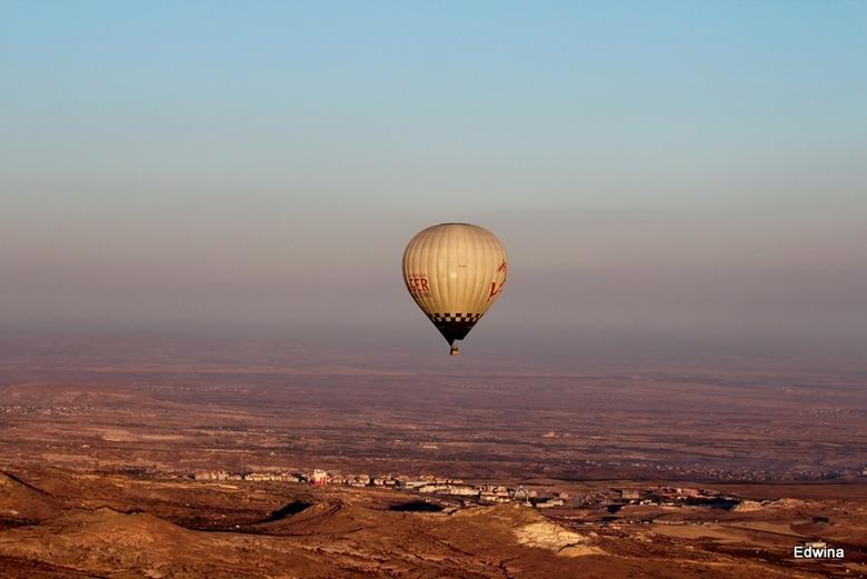 Turkije  - Cappadocië in Turkije