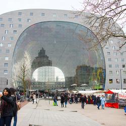 Rotterdam nieuwe markt