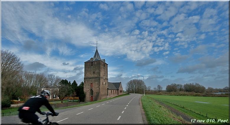 Waaldijk bij Dodewaard - Een foto van verleden jaar nov.