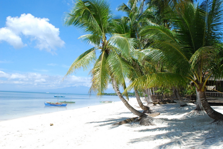 Holiday dreams - Philippines beach