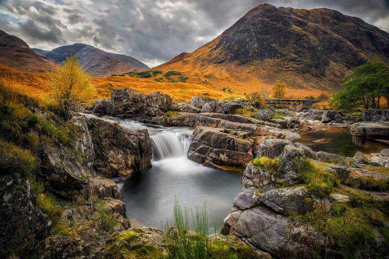 River Etive Scotland