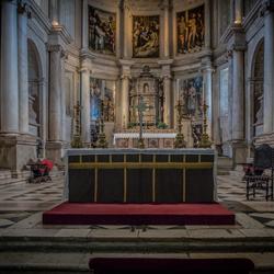 HDR opname kerk Lissabon