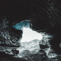 Dragon glass cave