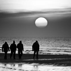 Katwijk 26-01-Mannen