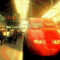 Red Amsterdam.