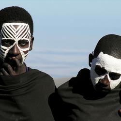 Masai ritueel