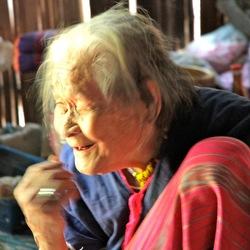 100 jaar oude dame