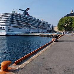 Cruiseschip.