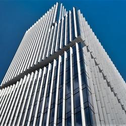 Zuidas 11. Vinoly toren