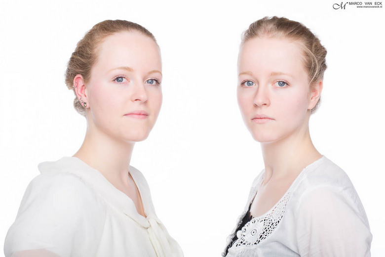 MarcovanEck__R4B6818 - Een tweeling die ik even terug in de studio heb mogen fotograferen.