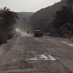 on the road @ maroc