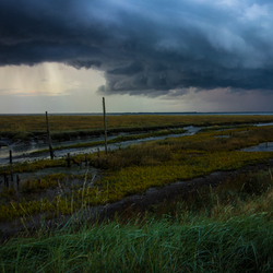 Rilland - Onweer