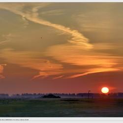 Het wordt een mooie dag; Nederland wordt wakker....