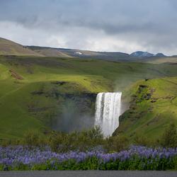 Waterval - IJsland