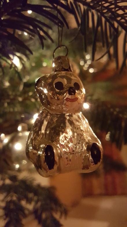 Kerst-beertje -