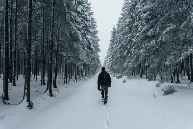 Winter vibe.