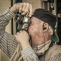 Analoge camera...