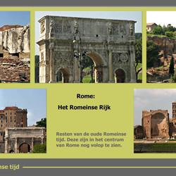Rome uit de Romeinse tijd
