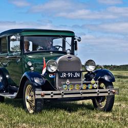 Ford Model A Tudor Sedan 1928 (2373)