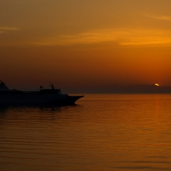 Sunrise Rhodos