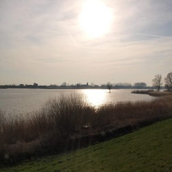 De Lek bij Schoonhoven