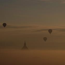 Sunset 2 - Bagan - Myanmar
