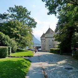Het kasteel Chillon
