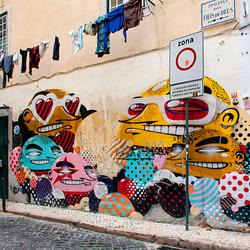 Graffiti Lissabon 02