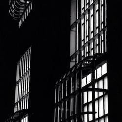 Behind bars - Alcatraz