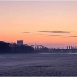 Zonsopkomst Arnhem