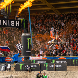 Herlings Finish MxGp Assen