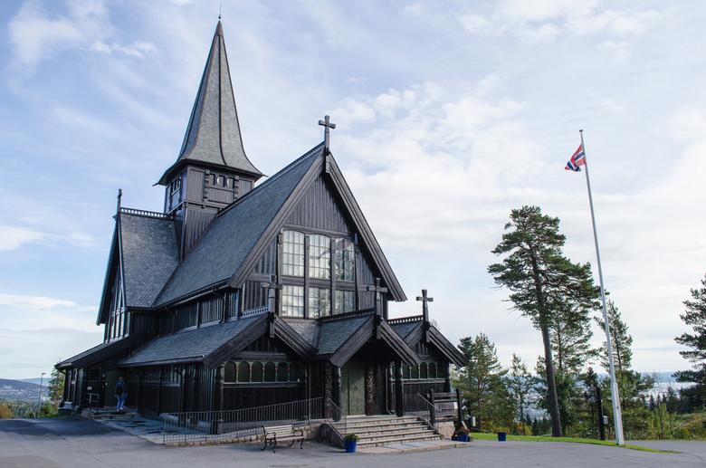 Oslo - Holmenkollen Kapell -