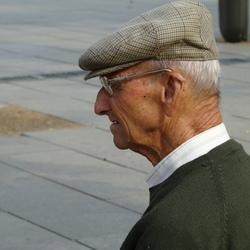 een lokale bewoner van Albufeira