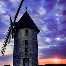 French windmill